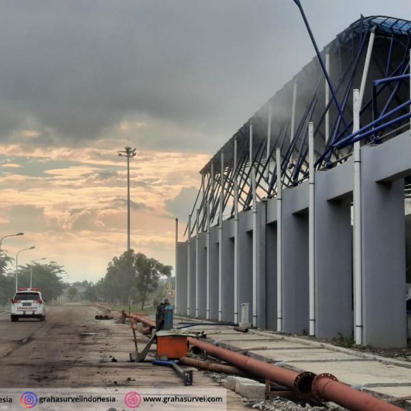 Pengujian Stuktur PLTU Pangkalan Sudu - Medan