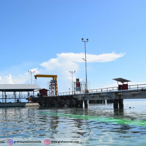 Pengujian struktur Jetty Pertamina Luwuk - Sulawesi Tengah