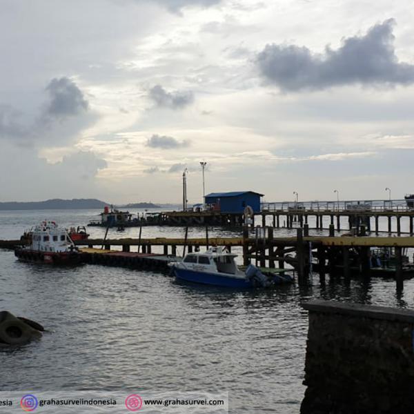 Structural Forensic Struktur jetty pertamina tanjung uban - kepri