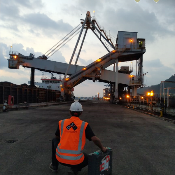 Full assessment struktur Jetty Tarahan - Lampung
